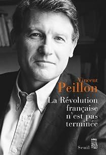 La R�volution fran�aise n'est pas termin�e par Peillon