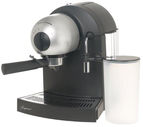Capresso 112.04 EspressoPRO Stainless Steel ThermoBlock Espresso Machine, Silver