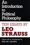 img - for An Introduction to Political Philosophy: Ten Essays (Culture of Jewish Modernity) book / textbook / text book