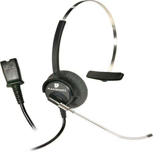 Plantronics H51 Supra Monaural Voice Tube Headset