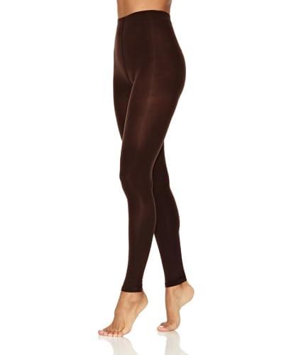 Dim Legging Opaque Veloute (Opaco) Chocolate