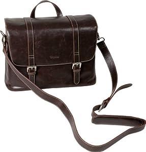 Rollei DSLR Vintage Tasche - Design Kameratasche für Spiegelreflexkamera - Braun