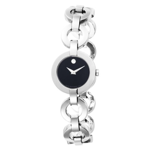 Movado Women's 606260 Belamoda Steel Bracelet Watch