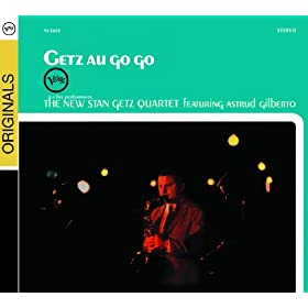 It Might As Well Be Spring (Live At Caf� Au Go-Go/1964) [feat. Astrud Gilberto]
