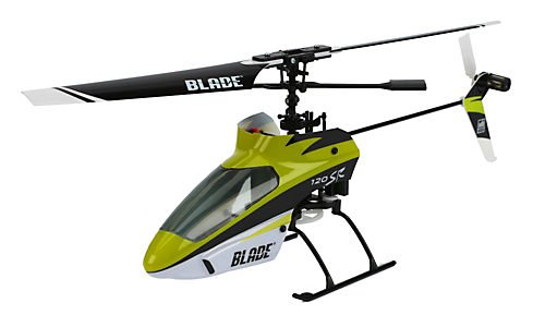 Blade 120 Sr Bind-N-Fly Version Without Remote