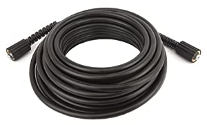 Forney 75185 Pressure Washer Accessories, Hose, High Pressure, 1/4-Inch-by-50-Feet, 3,000 PSI