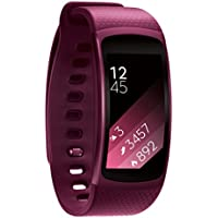 Samsung Gear Fit2 Smartwatch (Small, Pink)