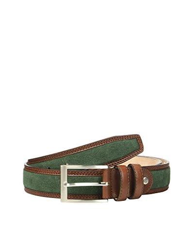Ortiz & Reed Cintura Pelle  [Verde]