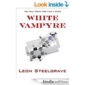 White Vampyre (Europa City Book 1)