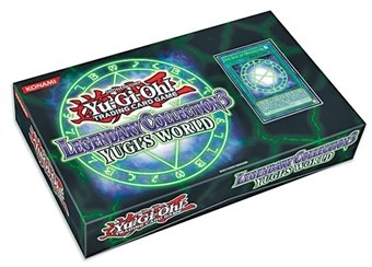 Yugioh Legendary Collection 3: Yugi's World Box Trading Card with The Seal of Orichalcos(Discontinued by manufacturer) (Seal Of Orichalcos Deck compare prices)