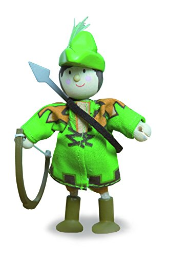 Budkins Robin Hood Of England Figure