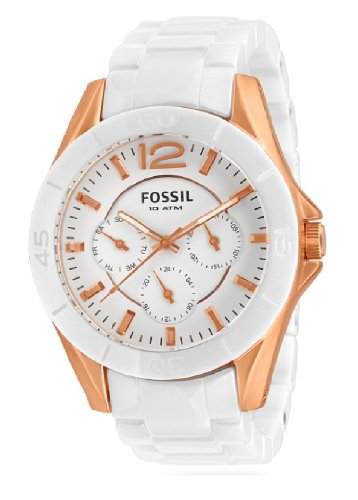 Fossil Woman's Ceramic watch CE1006