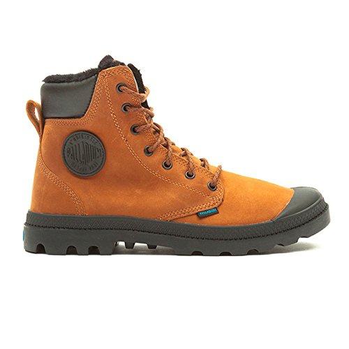 Palladium, Sneaker uomo, Arancione (Tortoise Shell / Black), 42