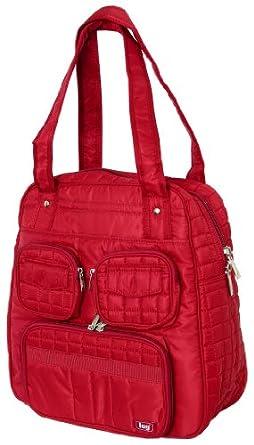 Lug Red Puddle Jumper Gym Bag