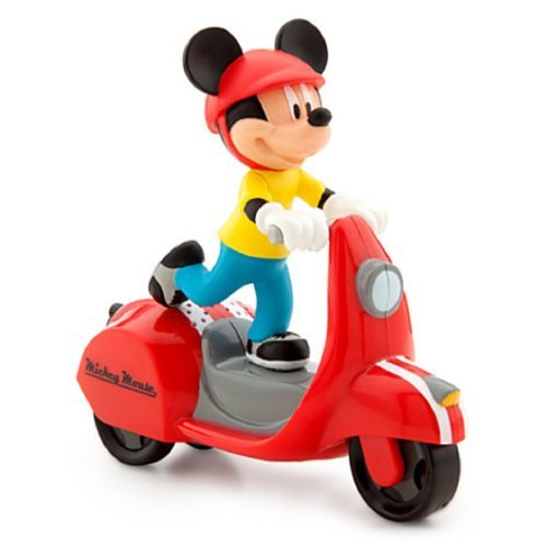 Disney Mickey Mouse Talking Wind-up Toy - 1