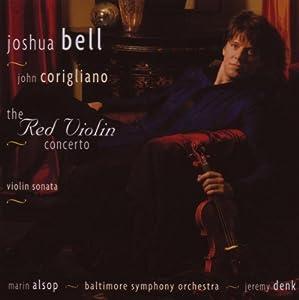 Corigliano: The Red Violin Concerto, Violin Sonata