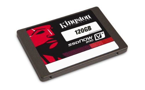 Kingston Technology 120GB 2.5 inch SSDNow V+200 SATA3 Solid State Drive