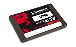 "Kingston SSDNow V+200 120GB SATA III 6Gb/s 2.5"" Solid State Drive SVP200S3/120G"