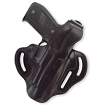 Galco Cop 3 Slot Holster for S&W M&P 9/40 (Black, Right-hand)