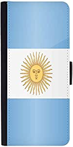 Snoogg Argentina Flag 2981 Designer Protective Phone Flip Case Cover For Desire 620G Dual Sim