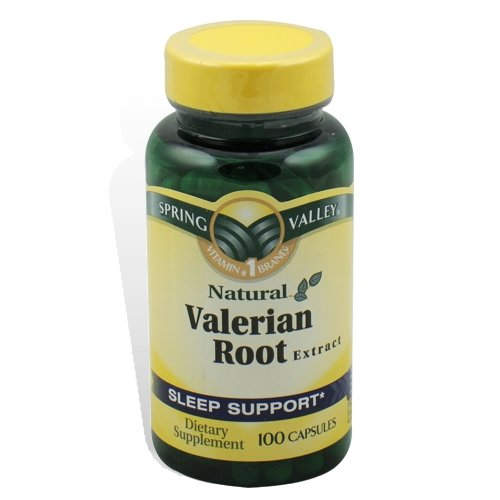Valerian root extract dosage anxiety