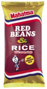 Mahatma - Red Beans & Rice - 8oz bag