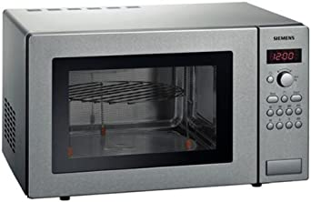Siemens HF 24G541 Four à Micro Ondes Gril Pose Libre 25 L 900 W Inox