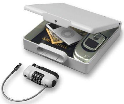 Travel Safe Lock Box - Black starting device diesel car jump starter 800a pack portable starter power bank charger for car battery booster buster lighter 12v