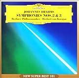 ブラームス:交響曲第2番・第3番