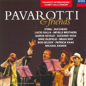 Suzanne Vega - Pavarotti & Friends - Zortam Music