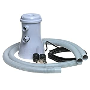 Small Simple Set Pool Filter Pump For Pools 6