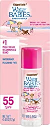 Coppertone WaterBABIES Stick SPF 55 .6-Ounce  Pack of 3