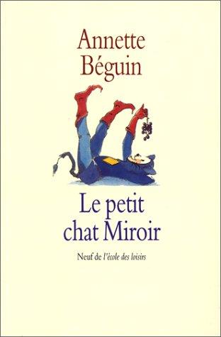 Le petit chat miroir for Miroir des chats
