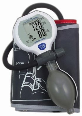 Samsung Healthy Living Manual Inflate Blood Pressure Monitor
