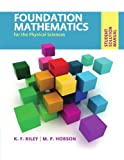 img - for Student Solution Manual for Foundation Mathematics for the Physical Sciences book / textbook / text book