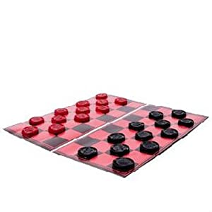 Pressman Toy Checkers Board Games