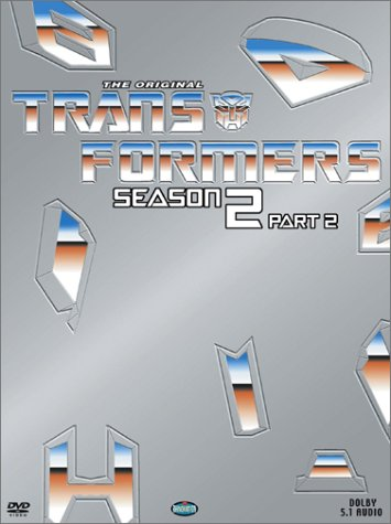 Transformers - Season Two, Part 2
