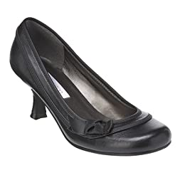 Xhilaration Serena Round-Toe Pumps -Black : Target from target.com