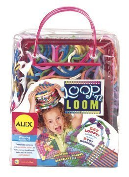 Loop 'N Loom - Buy Loop 'N Loom - Purchase Loop 'N Loom (Alex Toys, Toys & Games,Categories,Arts & Crafts)
