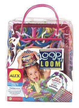 Loop 'N Loom - Buy Loop 'N Loom - Purchase Loop 'N Loom (Alex Toys, Toys & Games,Categories,Arts & Crafts)