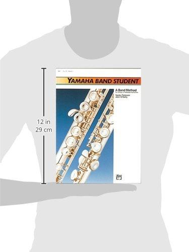 Yamaha Band Student, Bk 1: Flute (Yamaha Band Method)