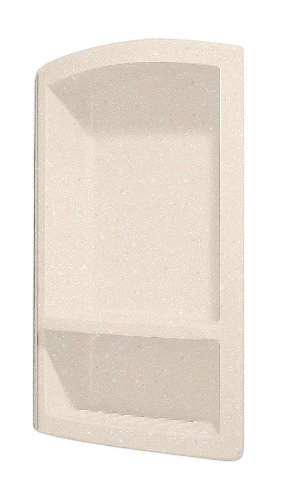 Swanstone RS-2215-055 Recessed Shampoo Shelf, Tahiti Terra Finish