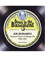 Down in the Basement: Joe Bussard's Treasure Trove of Vintage 78s 1926-1937 (Limited Edition Digipak)