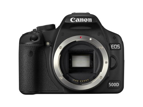 Canon EOS 500D Digital SLR Camera (15.1 MP, 3.0 