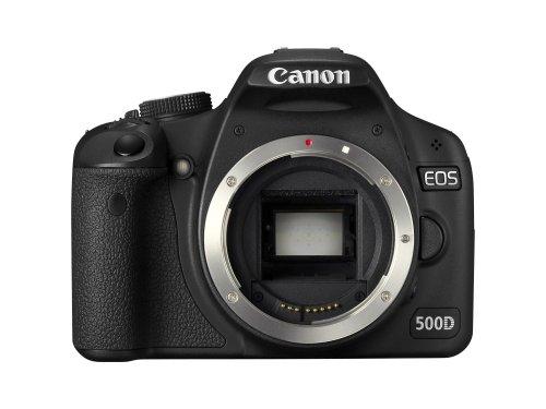 Canon EOS 500D Digital SLR Camera (15.1 MP, 3.0