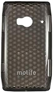 Molife All Squeeze Case M-MLP8786 for Nokia X7 (Clear)