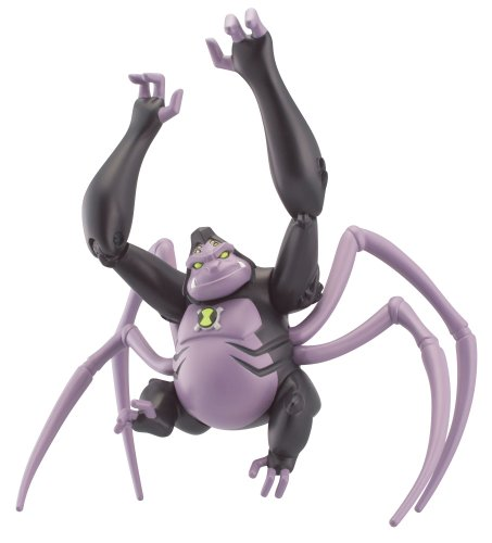 Picture of Bandai Ben 10 Ultimate Spidermonkey 4