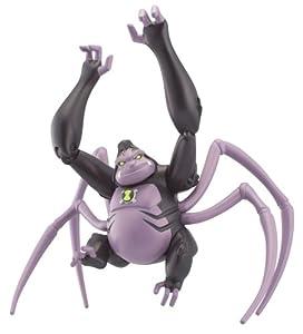"Amazon.com: Ben 10 Ultimate Spidermonkey 4"" Articulated"