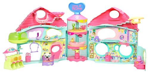 Hasbro Biggest Littlest Pet Shop Playset(Discontinued by manufacturer) (Littlest Pet Shop Hotel Playset compare prices)