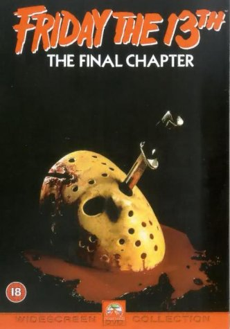 Friday The 13th (Part IV) The Final Chapter [1984] [DVD]